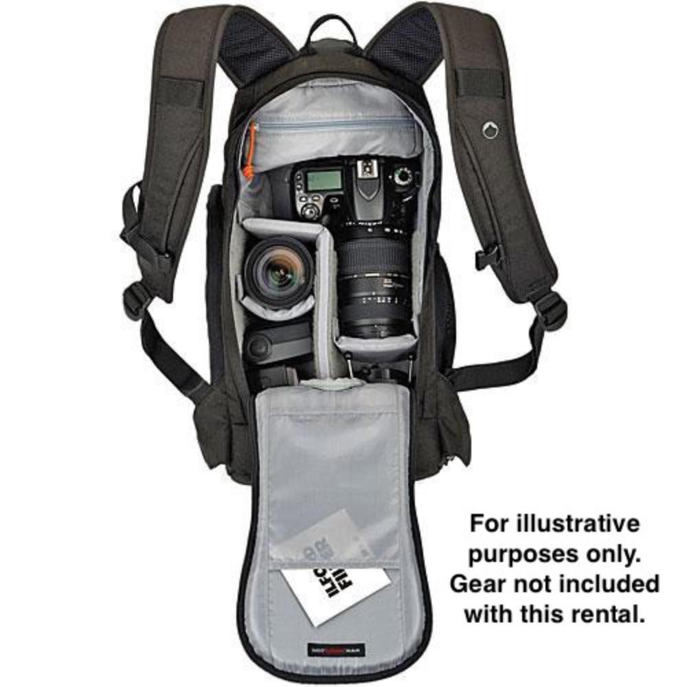 Lowepro Flipside 200 Backpack 300 I Want My Rental
