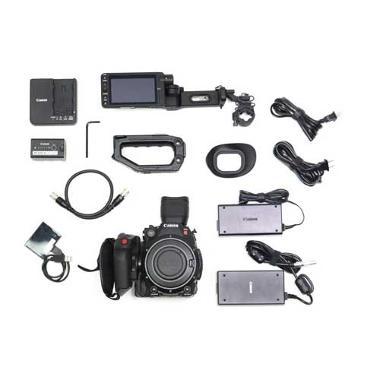 Rent a Canon C200 Cinema Camera | BorrowLenses