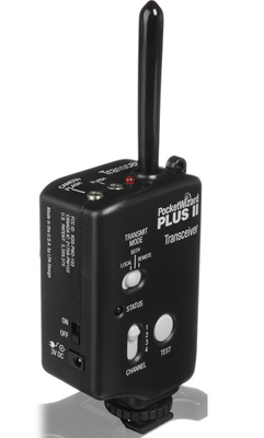 PocketWizard Plus II Transceiver