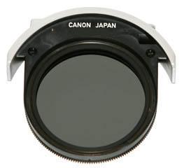 Canon 52mm Drop-In Circular Polarizer (CPL) Filter