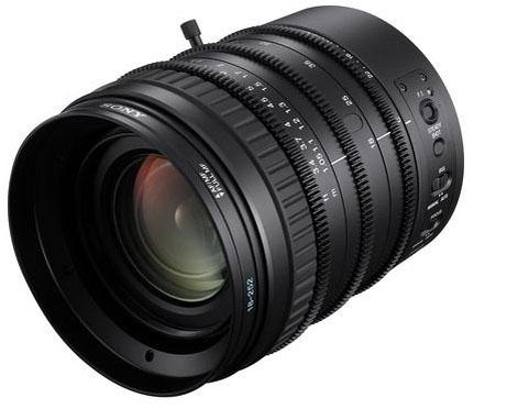 Sony SCL-Z18X140 18-252mm f/3.9 - f/6.8 FZ Mount Zoom Lens