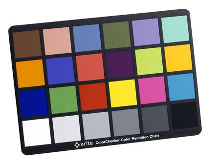 X-Rite ColorChecker Card - Classic