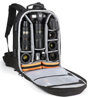 Lowepro CompuTrekker Plus AW Backpack