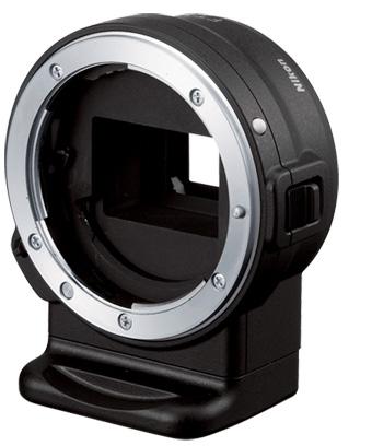 Nikon FT1 Adapter for F-mount Lenses