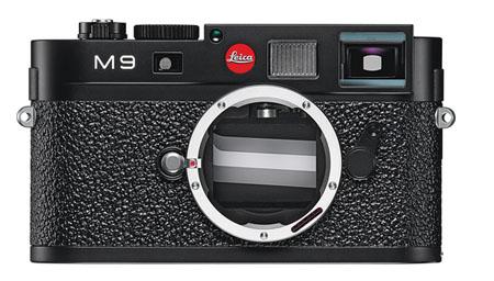 Leica M9 Rangefinder Digital Camera Body