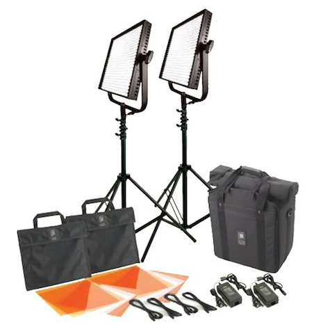 Litepanels 1x1 Daylight LED Kit