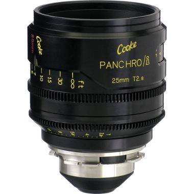 Cooke Panchro 25mm Prime PL Mount Lens