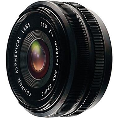 Fuji XF 18mm f/2.0 R Lens