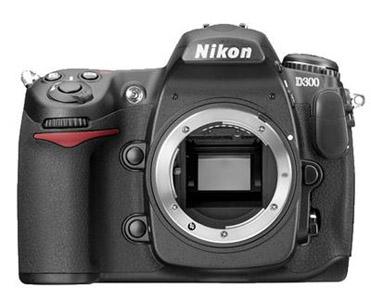 Nikon D300 Digital SLR Camera