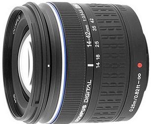 Olympus 14-42mm f/3.5-5.6 ED Lens