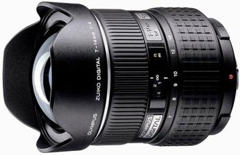 Olympus 7-14mm f/4.0 Zuiko ED