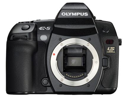 Olympus E-5 Digital SLR