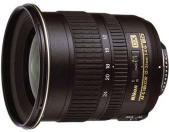 Nikon 12-24mm f/4G AF-S DX IF-ED