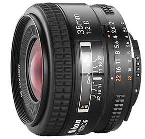 Nikon 35mm f/2D AF