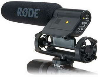 Rode VideoMic Hotshoe Mounted Shotgun Microphone