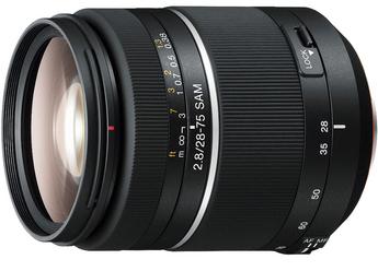 Sony 28-75mm f/2.8 Zoom Lens