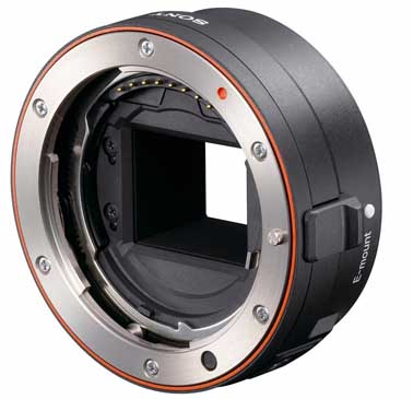 Sony Alpha LA-EA1 Camera Mount Adapter