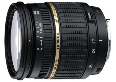 Tamron 17-50mm f/2.8 XR DiII for Canon