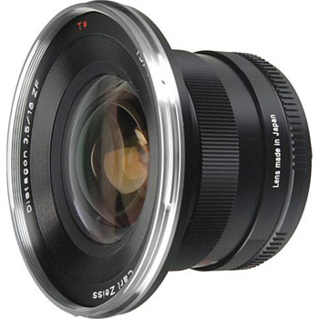 Zeiss 18mm f/3.5 Distagon T* ZF for Nikon
