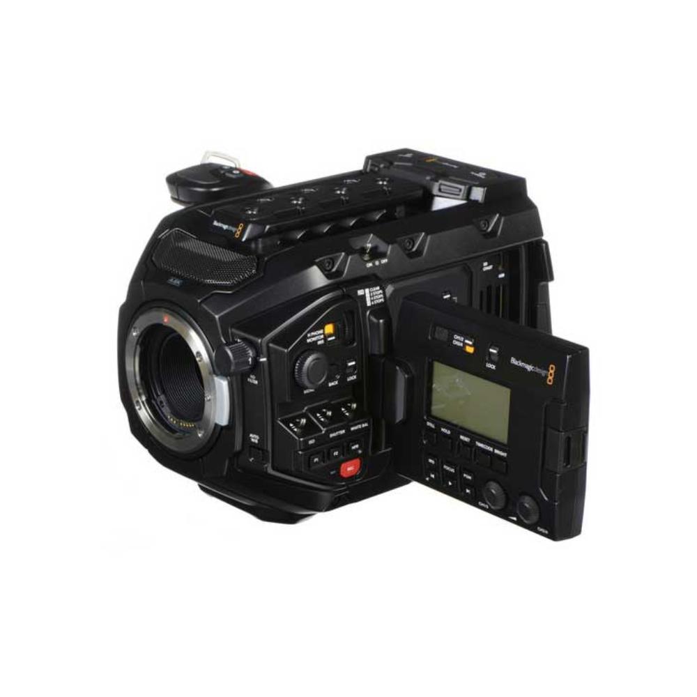 Rent A Blackmagic Ursa Mini 4 6k Pro Camera Borrowlenses