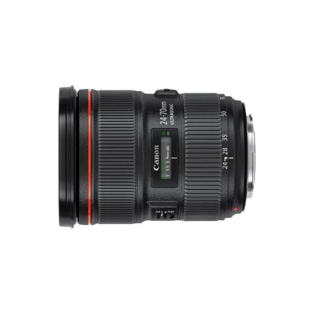 Rent a Canon 24-70mm f/2 8L II LensI | BorrowLenses