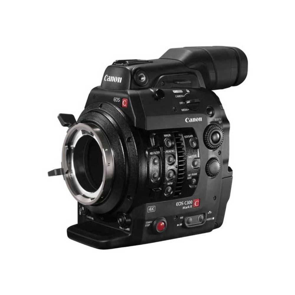 Rent a Canon C300 Mark II Cinema Camera | BorrowLenses