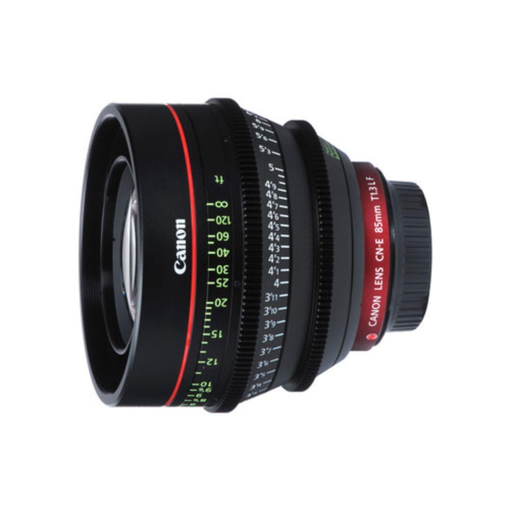 Canon Cn E 85mm T1 3 L F Cine Lens Borrowlenses