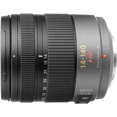 Panasonic Lumix G Vario HD 14-140mm f/4.0-5.8 Lens for Micro 4/3
