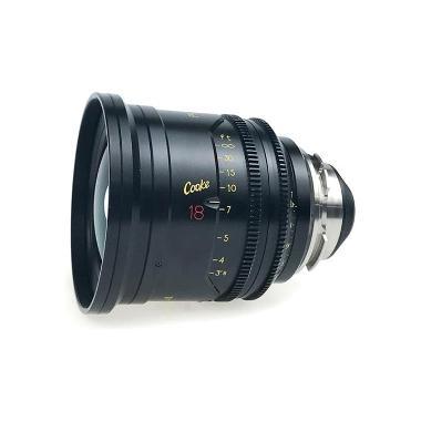 Cooke Panchro 18mm Prime PL Mount Lens