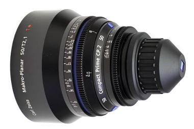 Zeiss Compact Prime CP.2 50mm/T2.1 Makro for Micro 4/3 Mount