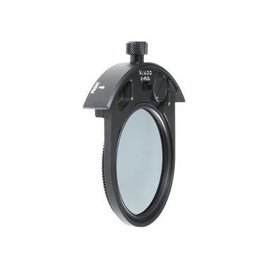 Nikon 52mm Drop-In Circular Polarizer Filter (C-PL1L)