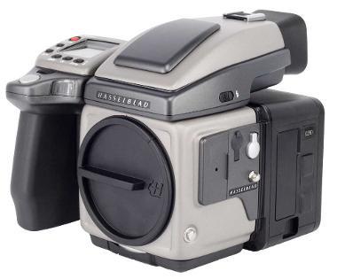 Hasselblad H4X Medium Format Camera w/ 80MP IQ280 Digital Back