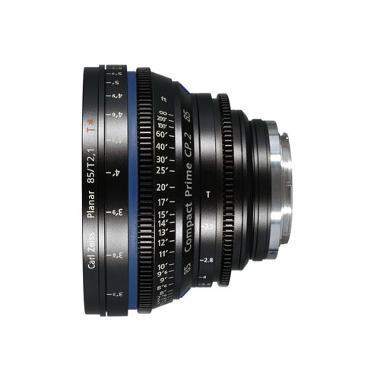 Zeiss Compact Prime CP.2 85mm/T2.1 EF Canon Mount