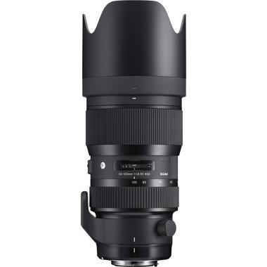 Sigma 50-100mm f/1.8 Art F Mount