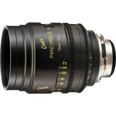 Cooke Panchro 75mm Prime PL Mount Lens