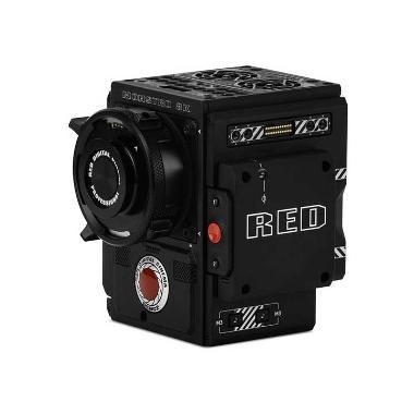 RED MONSTRO 8K VV Sensor Camera with DSMC2 Accessories