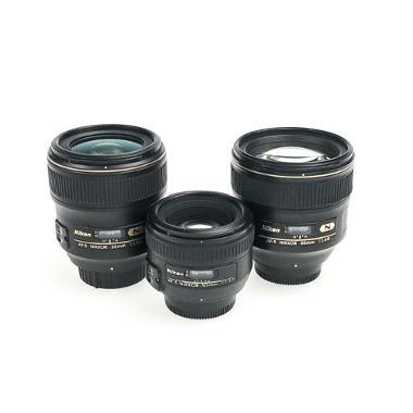 Nikon Events Prime Lens Package
