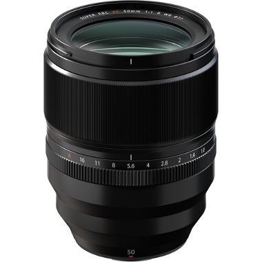 Fuji XF 50mm f/1.0 R WR Lens