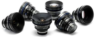 Zeiss Compact Prime CP.2 Cinema Lens Set (ZF Nikon Mount)