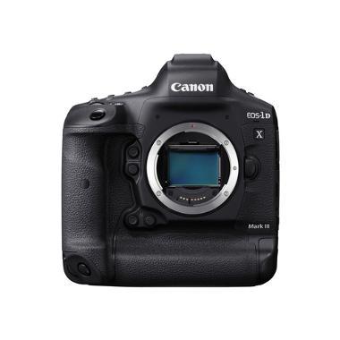 Canon EOS 1D X Mark III DSLR Camera