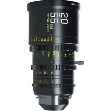 DZO Pictor 20-55mm T2.8 EF Mount Parfocal Lens