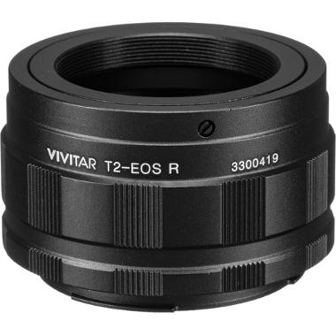 Vivitar T-Mount to Canon EOS R Adapter