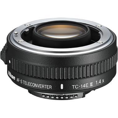 Nikon TC-14E III 1.4x Teleconverter
