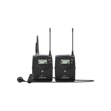 Sennheiser EW 122P G4 Wireless Lavalier Mic Pack (516-558 MHz)