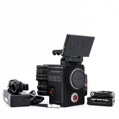 RED RAVEN 4.5K Dragon Sensor Camera with DSMC2 Accessories