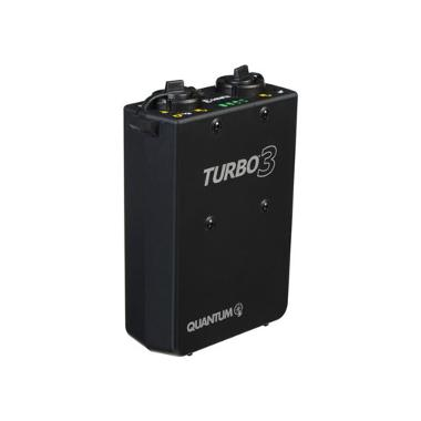 Quantum Instruments Turbo3 Battery Pack