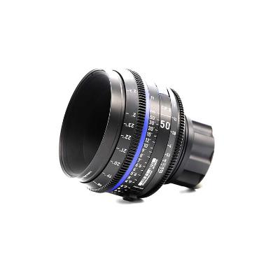 Zeiss CP.3 50mm T2.1 Lens for Sony E Mount