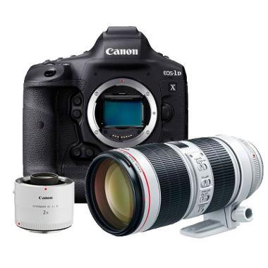Canon 1D X Mark III Pro Sports/Wildlife Kit