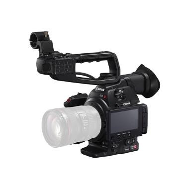 Canon C100 Mark II EF Mount Cinema Camera