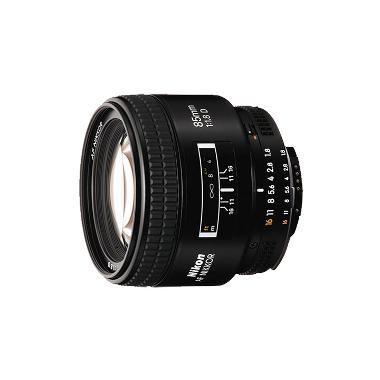 Nikon 85mm f/1.8D AF